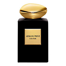 Buy Giorgio Armani Cuir Noir Eau de Parfum, 100ml Online at johnlewis.com