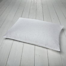 Buy John Lewis Combination Siberian Goose Down Standard Pillow, Soft/Medium Support Online at johnlewis.com