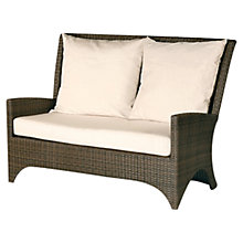 Buy Barlow Tyrie Savannah 2-Seater Outdoor Sofa Online at johnlewis.com