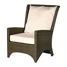 Buy Barlow Tyrie Savannah Deep Seat Outdoor Armchair Online at johnlewis.com