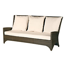 Buy Barlow Tyrie Savannah Deep Seating 3 Seater Outdoor Sofa Online at johnlewis.com