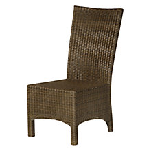 Buy Barlow Tyrie Savannah Outdoor Dining Side Chair, Natural Online at johnlewis.com