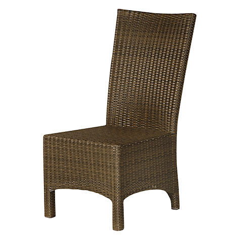 Buy Barlow Tyrie Savannah Synthetic Wicker Outdoor Dining Chair Online at johnlewis.com