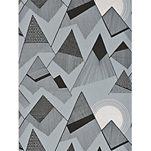 Buy MissPrint Mountains Wallpaper Online at johnlewis.com