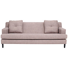 Buy House by John Lewis Alex Large Sofa, Fraser Steel Online at johnlewis.com