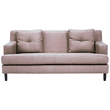 Buy House by John Lewis Alex Small Sofa, Fraser Steel Online at johnlewis.com