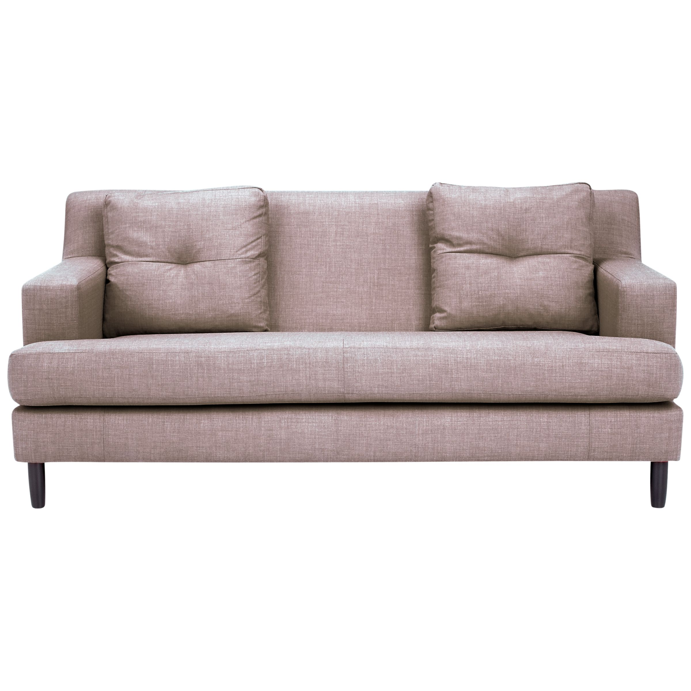 House by John Lewis Alex Small Sofa with Dark Legs