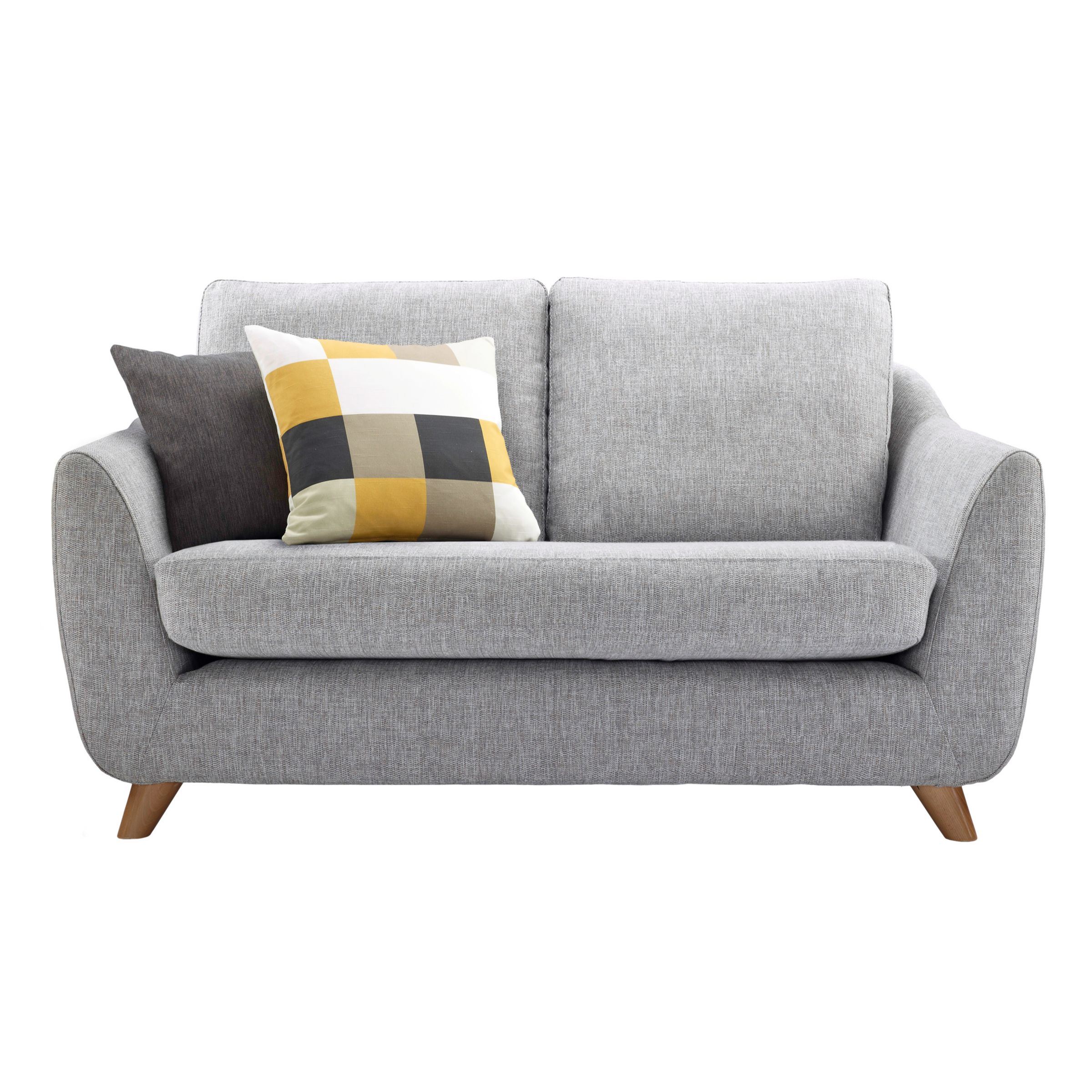G Plan Vintage The Sixty Seven Small Sofa, Marl Grey