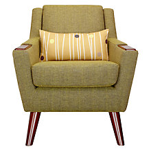 Buy G Plan Vintage The Fifty Five Armchair, Marl Green Online at johnlewis.com