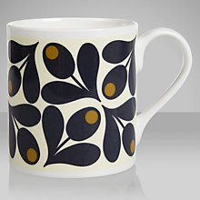 Buy Orla Kiely Acorn Mugs Online at johnlewis.com