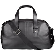 Buy Hugo Boss Becor Weekender Holdall, Black Online at johnlewis.com