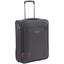 "Buy Antler Business 100 C1 2-Wheel 15.6"" Laptop Case, Charcoal Online at johnlewis.com"