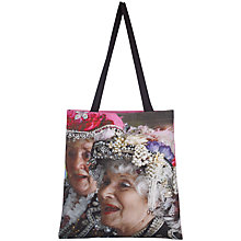 Buy Barbara Chandler Love London Pearl Queen Tote Online at johnlewis.com