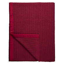 Buy Scarlet & Argent Vivid Living Throw Online at johnlewis.com