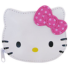 Buy Hello Kitty Classic Head Coin Purse Online at johnlewis.com