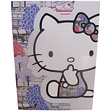 Buy Hello Kitty For Liberty Art London A5 Notebook Online at johnlewis.com