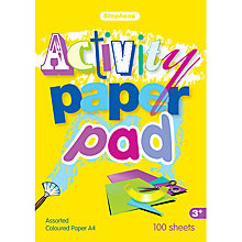 Buy Maped Multi-coloured A4 Paper Online at johnlewis.com