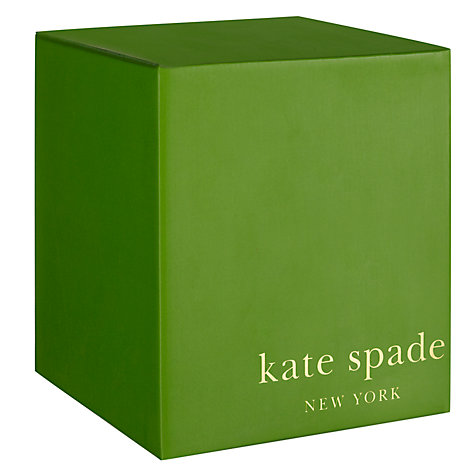 Buy kate spade new york Gardner Street Bouquet Barrel Vase, H18cm Online at johnlewis.com