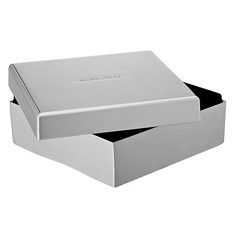 Buy kate spade new york Silver Street Stowaways Keepsake Box Online at johnlewis.com