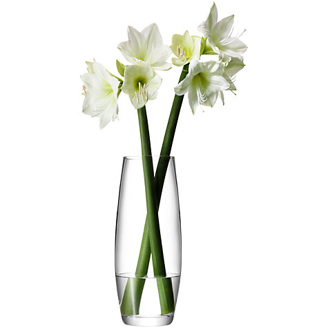 Buy LSA Flower Grand Stem Vase, H41cm Online at johnlewis.com