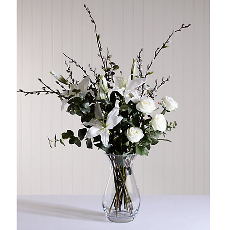 Buy LSA Flower Grand Posy Vase Online at johnlewis.com