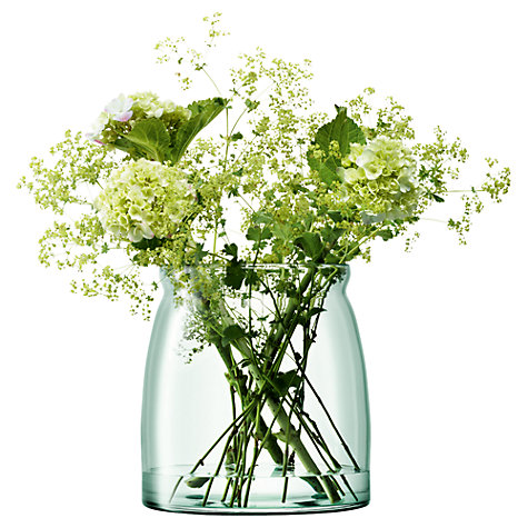 Buy LSA Firo Vase, H20cm Online at johnlewis.com