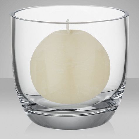 Buy LSA Light Candle Pot Online at johnlewis.com