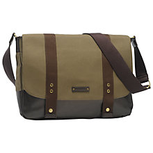 Buy Storksak Aubrey Changing Bag, Khaki Online at johnlewis.com