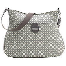 Buy Storksak Nina Bag, Grey Online at johnlewis.com