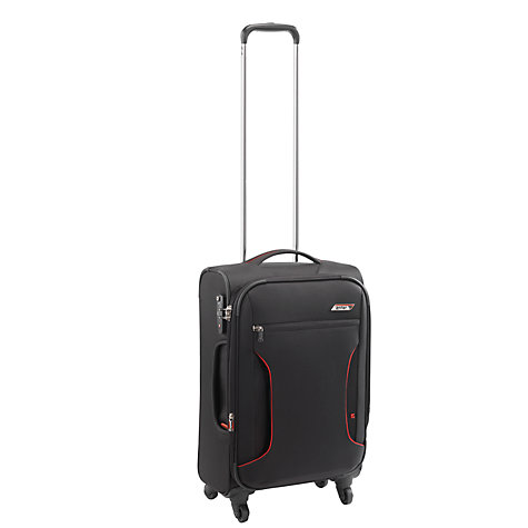 Buy Antler Cyberlite 4-Wheel Cabin Suitcase Online at johnlewis.com