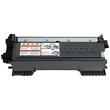 Buy Brother Tn2220 Toner 2600yld Online at johnlewis.com