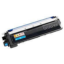 Buy Brother TN230C Toner 1400yld, Cyan Online at johnlewis.com