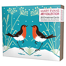 Buy Paperhouse V&A Christmas Cards, Box of 20 Online at johnlewis.com