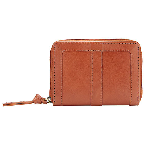 Buy John Lewis Emma Zip-Around Coin Purse Online at johnlewis.com