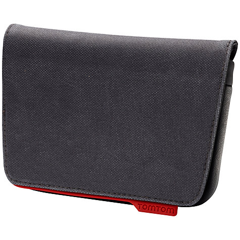Buy TomTom Universal Carry Case, Black Online at johnlewis.com