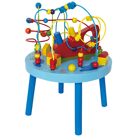 Buy Hape Ocean Adventure Knee High Table, Multi Online at johnlewis.com