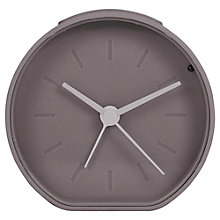 Buy Bedside Clock Online at johnlewis.com