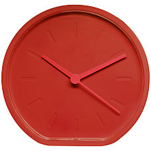 Buy Side Wall Clock Online at johnlewis.com