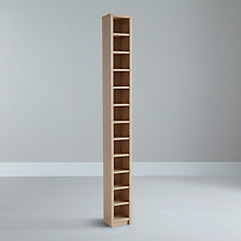 Buy John Lewis Mitchell CD/DVD Towers Online at johnlewis.com