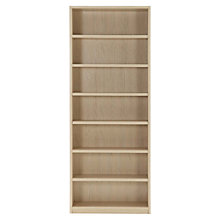 Buy John Lewis Mitchell Bookcase, H210cm Online at johnlewis.com