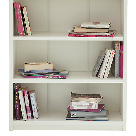 Buy John Lewis Colosseum Bookcase, FSC-certified (Oak) Online at johnlewis.com