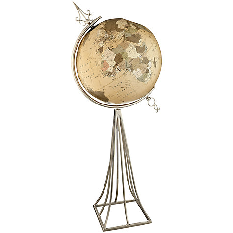 Buy John Lewis Curiosity Globe, Large Online at johnlewis.com