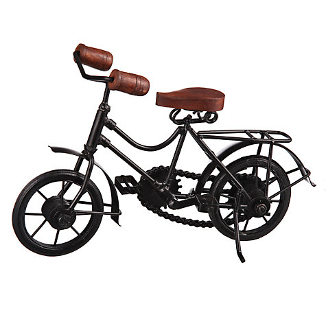 Buy John Lewis Decorative Bicycle, Small Online at johnlewis.com