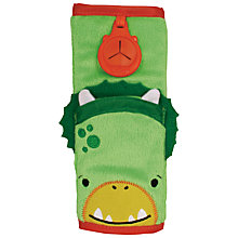 Buy Trunki SnooziHedz Seatbelt Pad, Dinosaur Online at johnlewis.com