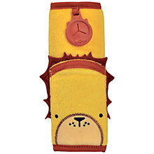Buy Trunki SnooziHedz Seatbelt Pad, Lion Online at johnlewis.com