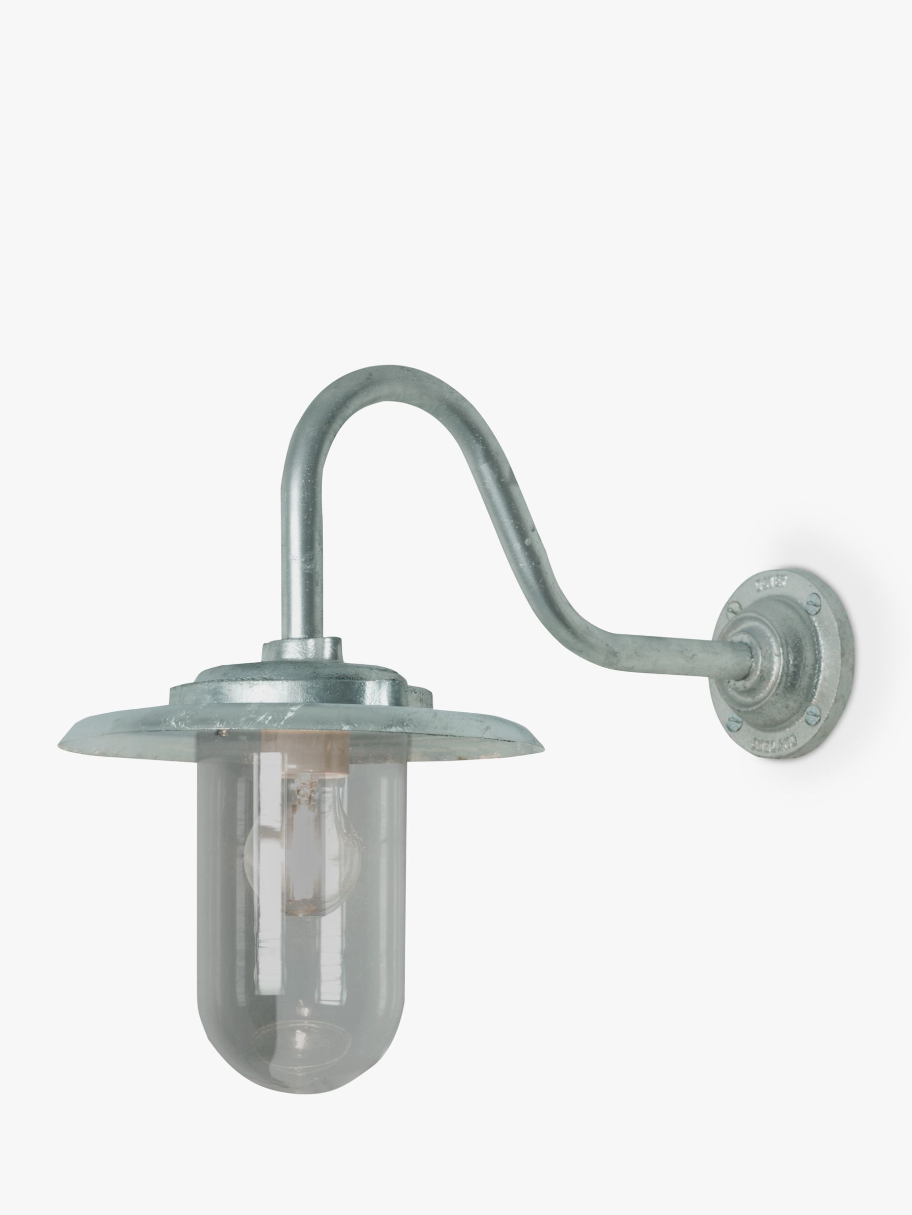 Davey Exterior Wall Lights : Buy Davey Lighting Exterior Bracket Wall Light, 100W John Lewis