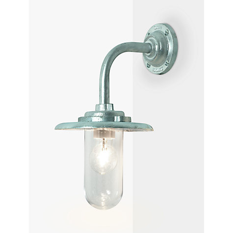 Buy Davey Exterior Bracket Wall Light, 60W Online at johnlewis.com