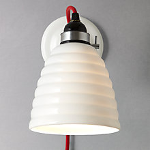Buy Original BTC Hector Bibendum Wall Light and Plug Online at johnlewis.com