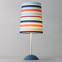 Buy little home at John Lewis New Kendal Table Lamp, Boys Online at johnlewis.com