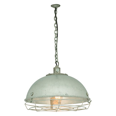 Buy Davey Steel Guard Working Light Online at johnlewis.com